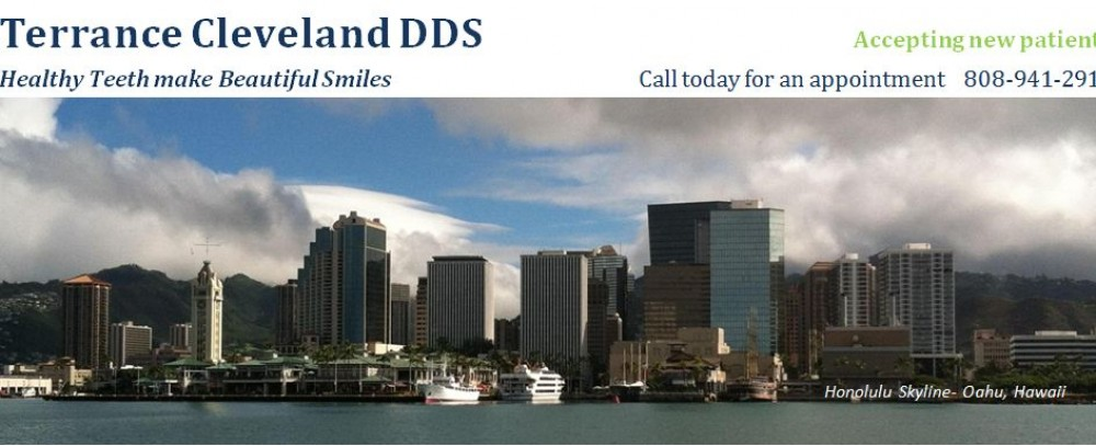 Terrance Cleveland DDS – Honolulu Family Dentist
